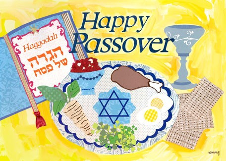 74-Happy Passover Wishes