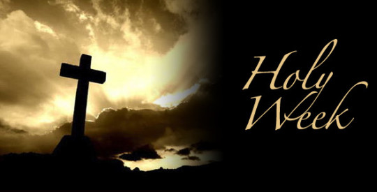 75-Holy Week Wishes