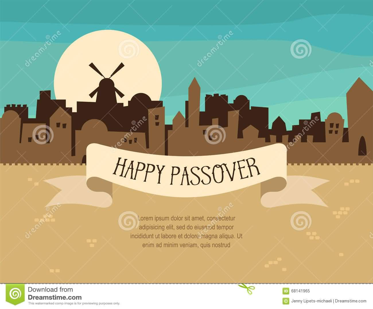 76-Happy Passover Wishes