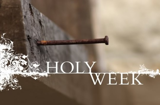 76-Holy Week Wishes