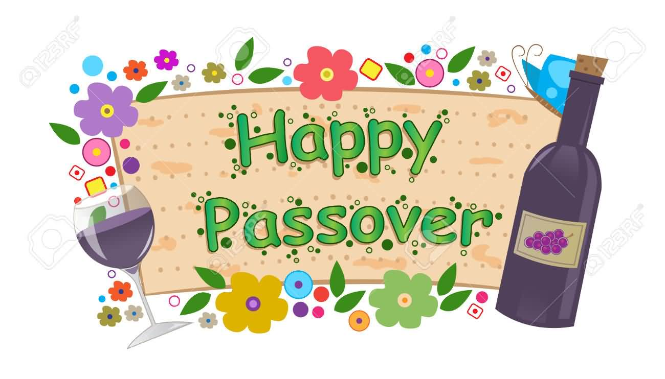 77-Happy Passover Wishes