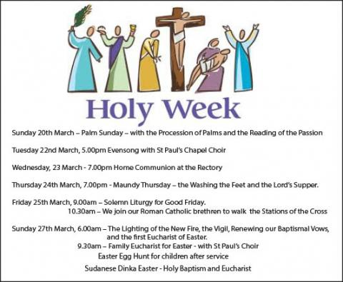79-Holy Week Wishes