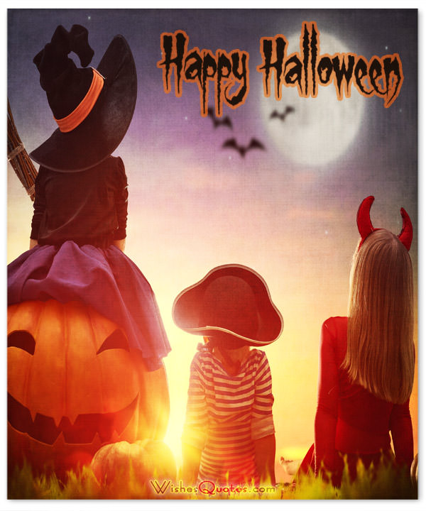 8-Happy Halloween Wishes