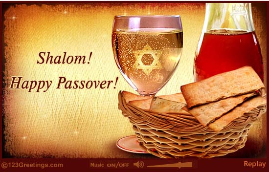 81-Happy Passover Wishes
