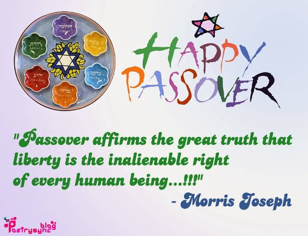 83-Happy Passover Wishes