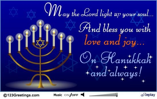 87-Happy Hanukkah Wishes