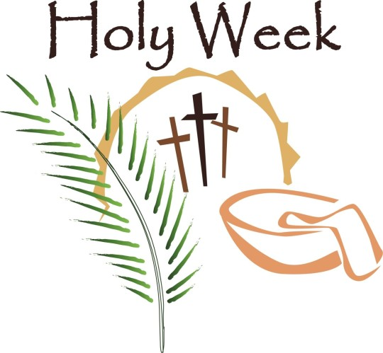 9-Holy Week Wishes