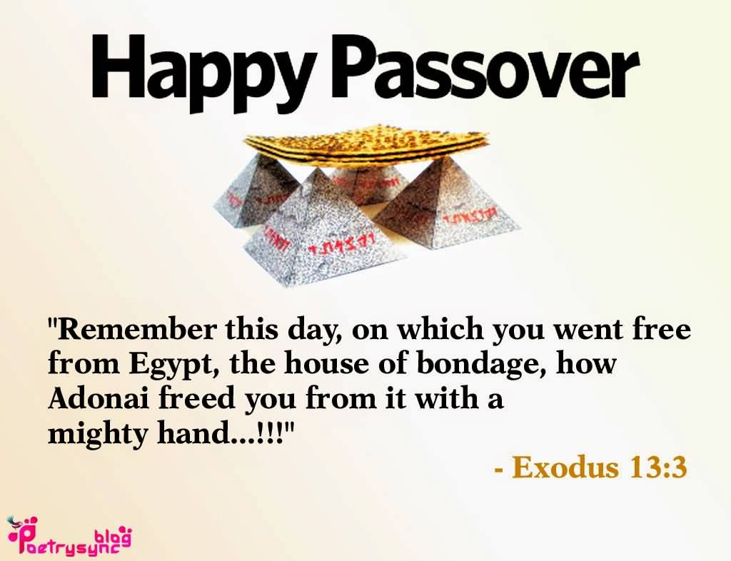 90-Happy Passover Wishes