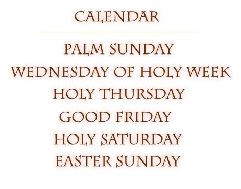 95-Holy Week Wishes