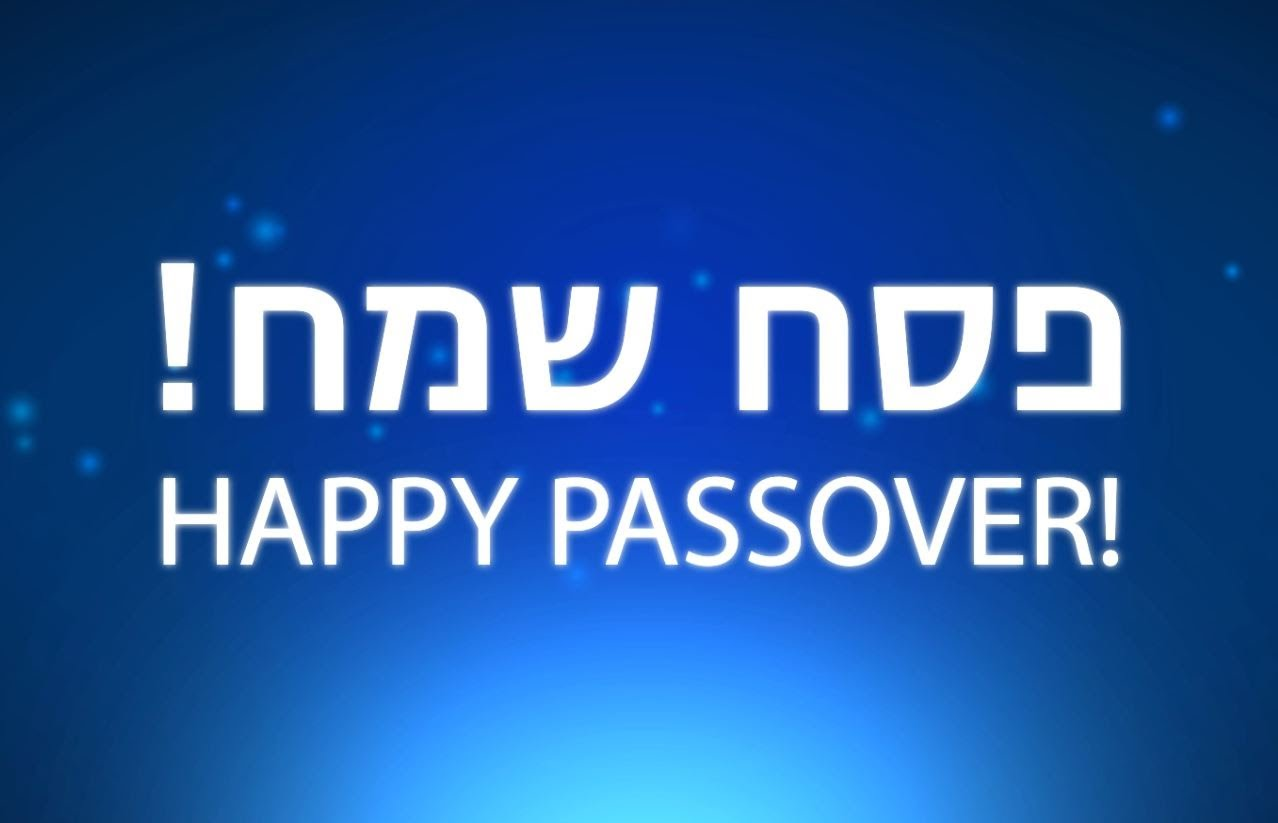 98-Happy Passover Wishes