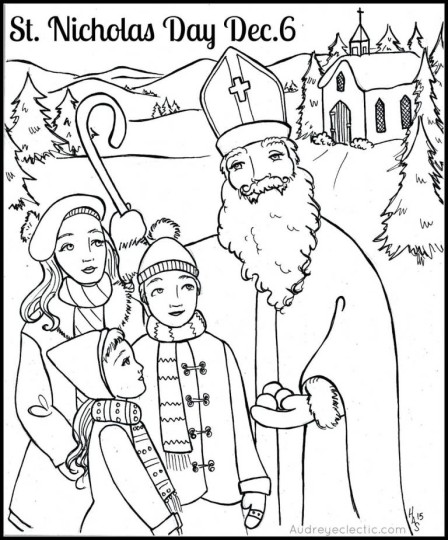 1-Happy Saint Nicholas Day Wishes