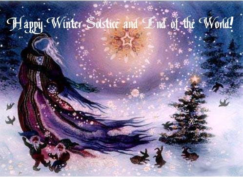 17-Winter Solstice Wishes