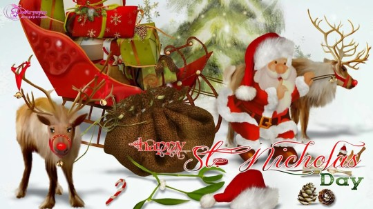 2-Happy Saint Nicholas Day Wishes