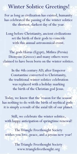 20-Winter Solstice Wishes