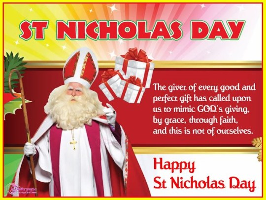 26-Happy Saint Nicholas Day Wishes