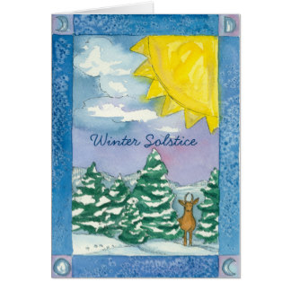 26-Winter Solstice Wishes