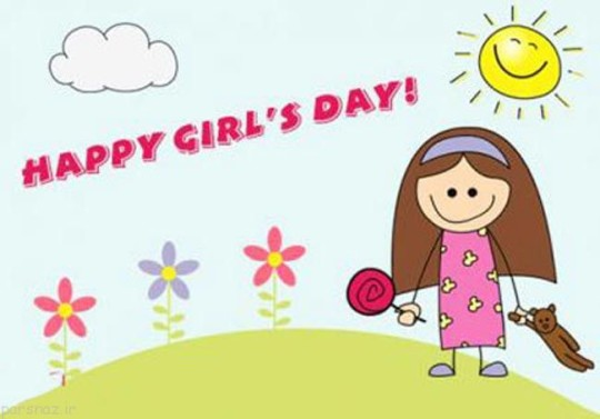 27-Happy Girls Day Wishes
