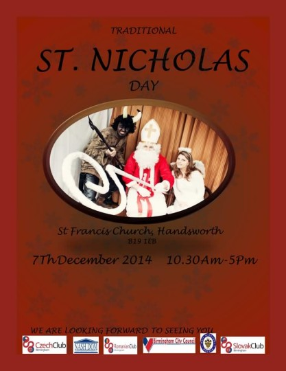 52-Happy Saint Nicholas Day Wishes