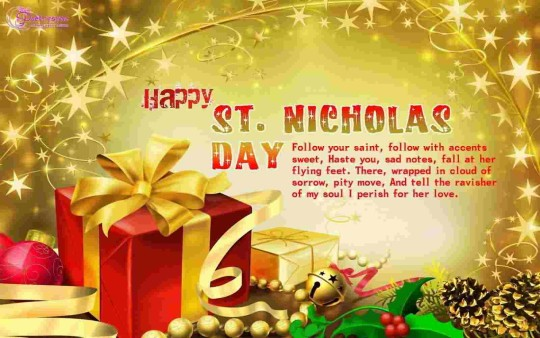 57-Happy Saint Nicholas Day Wishes