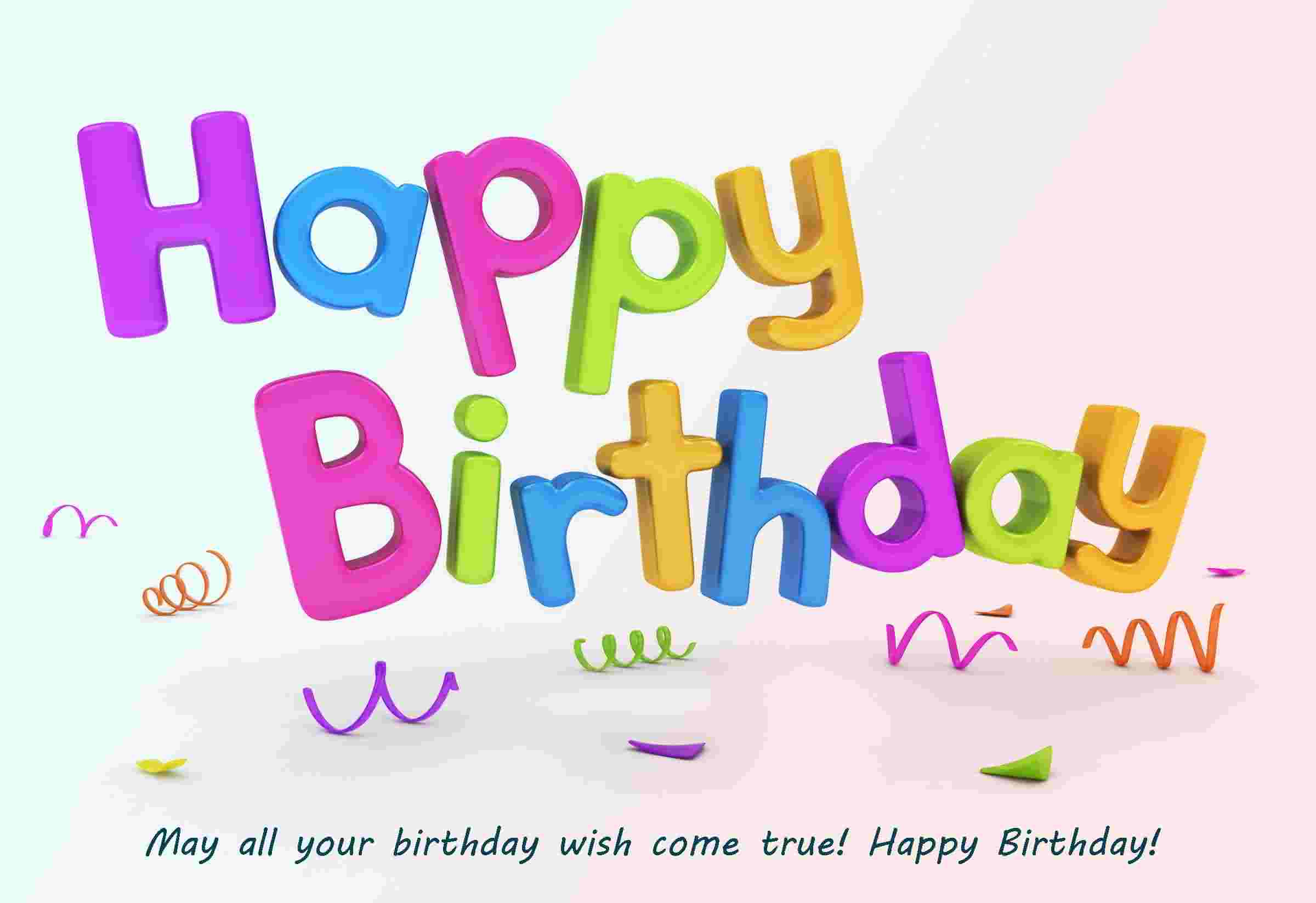 Happy Birthday Greetings Message Image NiceWishes