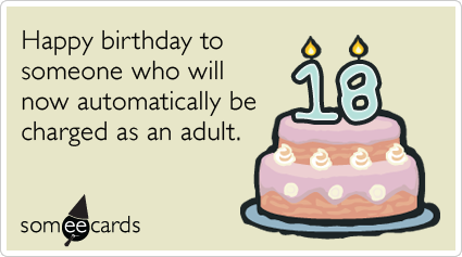 Adult Birthday Ecard