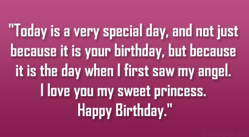 Angle Birthday Quotes