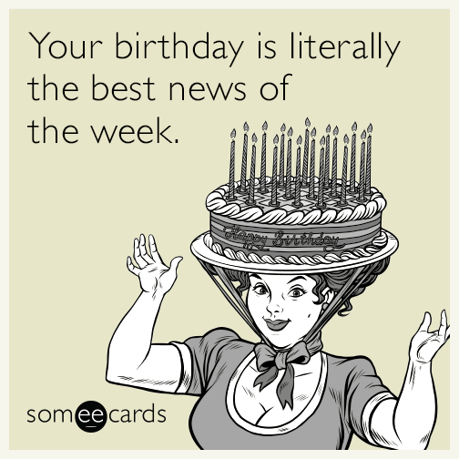 Best Birthday Ecard Greetings