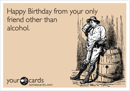 Best Buddy Birthday Ecard