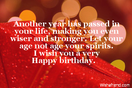 Best Wishes Birthday Quotes