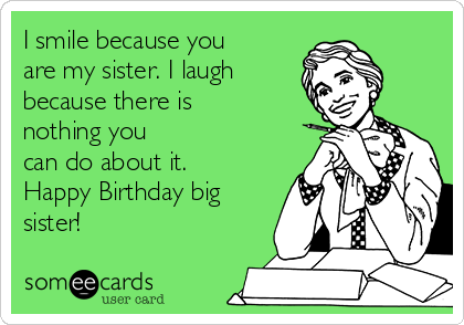 Birthday Ecard For Sister In Law