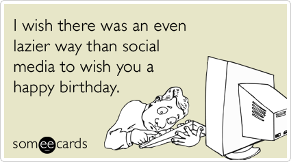 Birthday Ecard For Tumbler