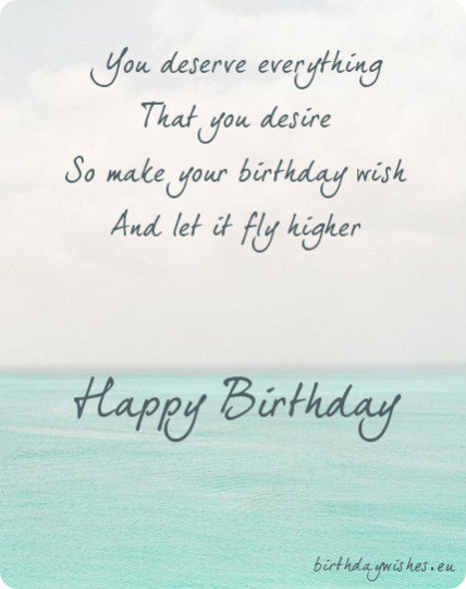 Birthday Quotes For College Friend