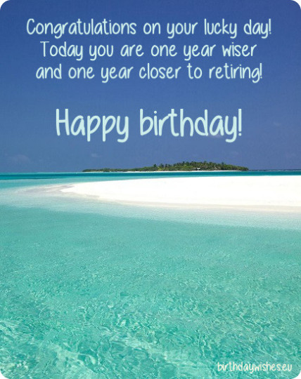Congratulation Birthday Quotes