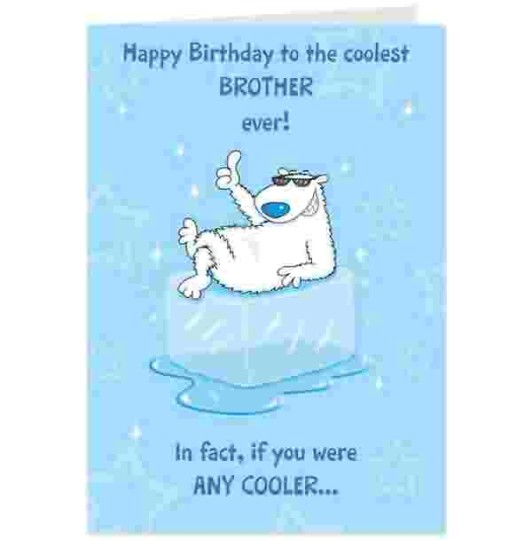 Cool Birthday Wishes Ecard