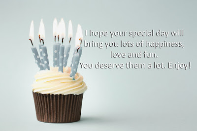 Enjoy Day Birthday Quotes