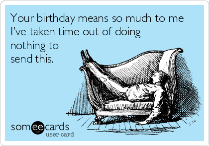 Free Birthday Ecard For Friend