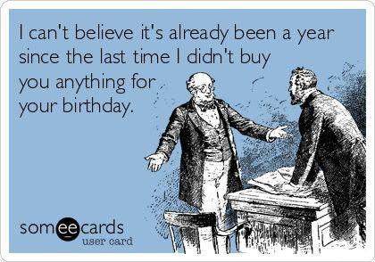 Funny Birthday Ecard For Uncle