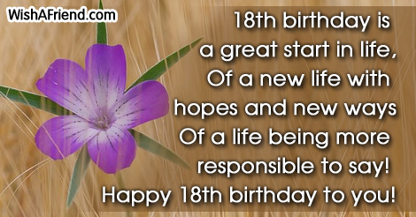 Great Birthday Sayings