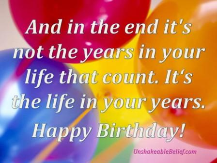 Joyful Birthday Quotes