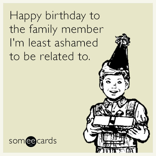 Kid Birthday Ecard