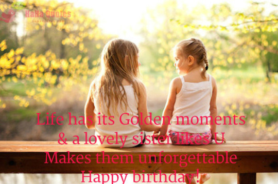 Lovely Birthday Quotes