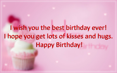 Lover Birthday Quotes