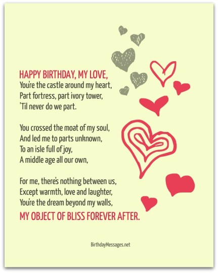 My Soul Birthday Poem
