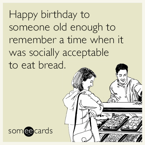 Neighbor Birthday Ecard
