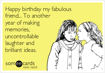 Precious Friend Birthday ECard