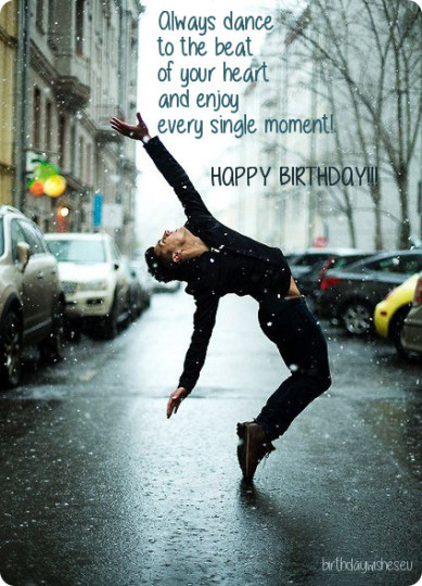 Single Moment Birthday Quotes