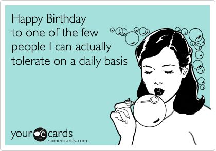 Wife Birthday Ecard