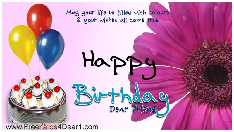 Amazing Happy Birthday Wishes And Greetings