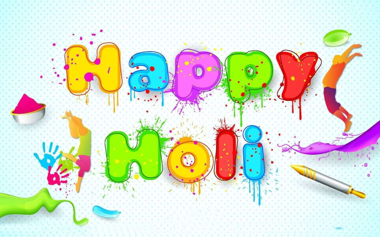 Amazing Happy Holi Pics