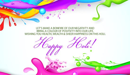 Amazing Happy Holi